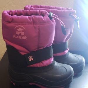 Kamik snow boots